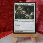 Carte Magic the Gathering : Calcification de masse