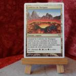 Carte Magic the Gathering: Caldeira de Darigaaz (2 versions)