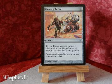 Carte Magic the Gathering : Canon gobelin