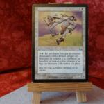 Carte Magic the Gathering : Danseuse au bouclier