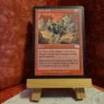 Carte Magic the Gathering : Terre acide