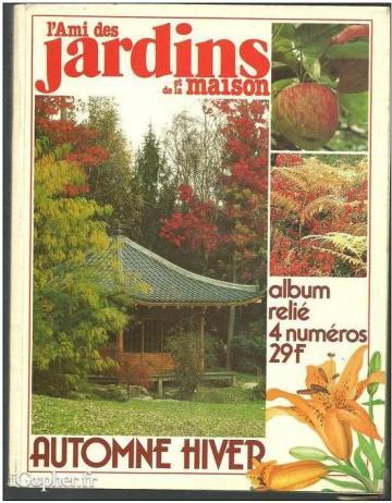 Album l 39 ami des jardins et de la maison fin 1983 - L ami des jardins et de la maison ...