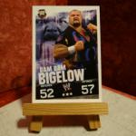 Carte de catch Bam Bam Bigelow (52-57)