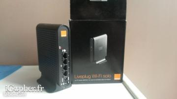 Liveplug WiFi solo Orange