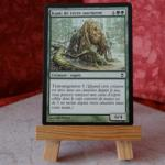 Carte Magic the Gathering : Kami de terre nocturne