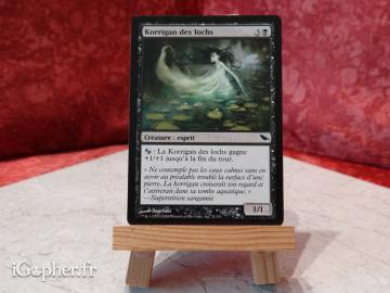 Carte Magic the Gathering : Korrigan des lochs