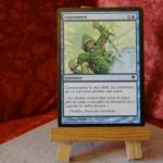 Carte Magic the Gathering : Agacement