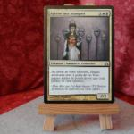 Carte Magic the Gathering : Agente aux masques