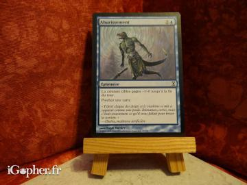 Carte Magic the Gathering : Ahurissement