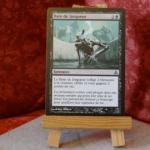 Carte Magic the Gathering : Bain de langueur