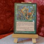 Carte Magic the Gathering : Baiser de la nature