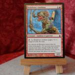 Carte Magic the Gathering : Balafreur Viashino