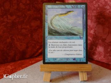 Carte Magic the Gathering : Ailes chatoyantes (Shimmering Wings)