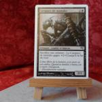 Carte Magic the Gathering : Carapace de Nantuko (3 versions)