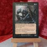 Carte Magic the Gathering : Carapace de Nantuko (2002)