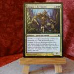 Carte Magic the Gathering : Carapace chavirante