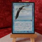 Carte Magic the Gathering : Albatros géant (2 versions)