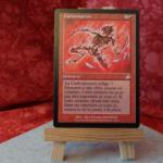 Carte Magic the Gathering : Carbonisation