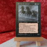Carte Magic the Gathering : Carrosse de noirceur