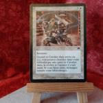 Carte Magic the Gathering : Cavalier daru
