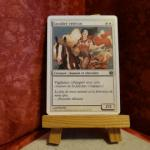 Carte Magic the Gathering : Cavalier vétéran