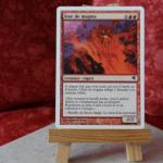 Carte Magic the Gathering : Âme de Magma (2 versions)