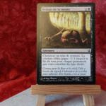 Carte Magic the Gathering : Dédain de la meute