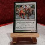 Carte Magic the Gathering : Factionnaire centaure