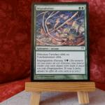 Carte Magic the Gathering : Dégradation