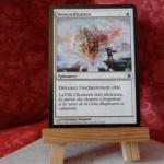 Carte Magic the Gathering : Démystification (2 versions)
