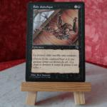 Carte Magic the Gathering : Édit diabolique (2 versions)