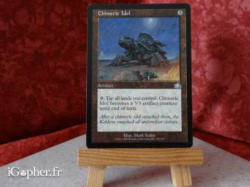 Carte Magic the Gathering : Idole chimérique (Chimeric Idol)