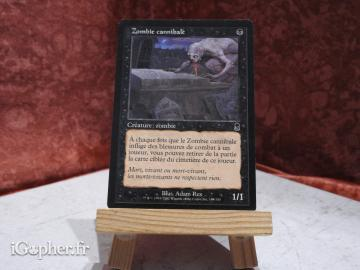 Carte Magic the Gathering : Zombie cannibale