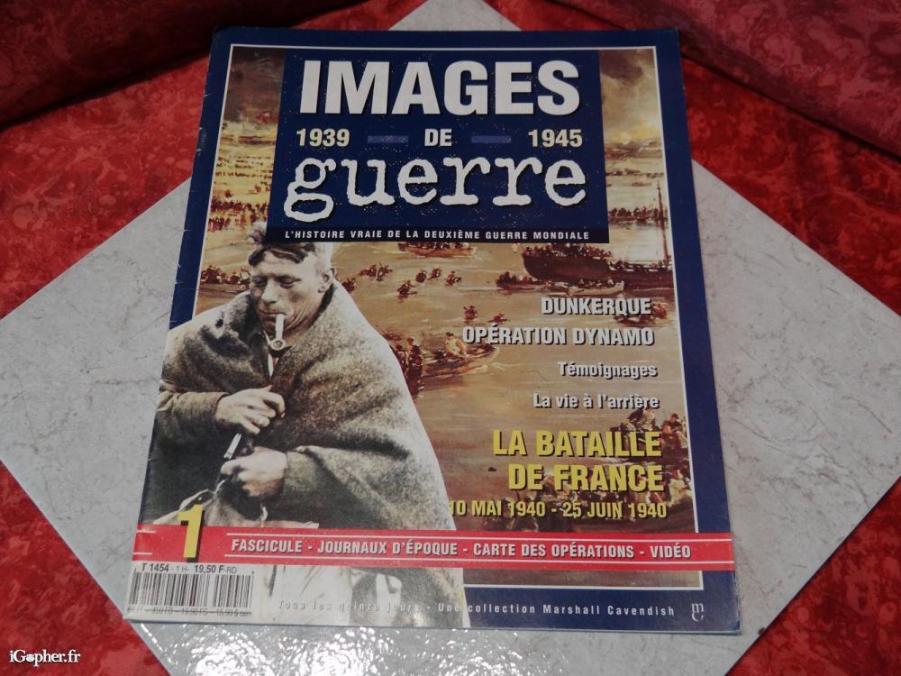 Revue Images De Guerre N 1