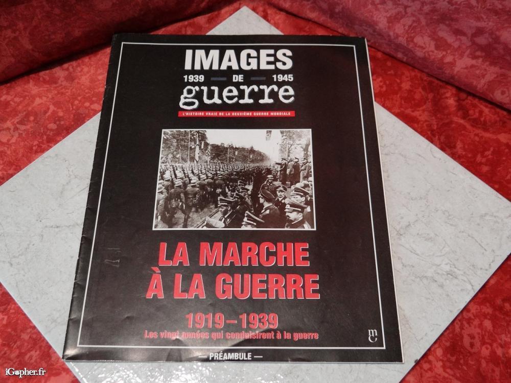 Revue Images De Guerre Preambule