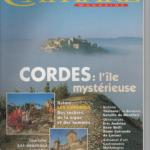 """Pays Cathare Magazine"" N°2 (Mars - Avril 1997) - Cordes"