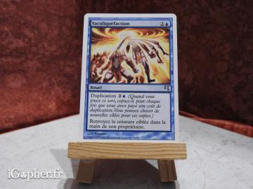 Carte Magic the Gathering : Vaculiquéfaction