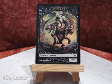 Carte Magic the Gathering : Zombie (2 versions)
