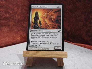 Carte Magic the Gathering : Tacticien fantôme
