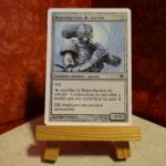 Carte Magic the Gathering : Reproduction de sorcier