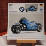 Fiche moto BMW Tricycle 1000 (1991)