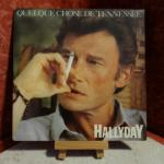 Vinyle 45T Johnny Hallyday : Quelque chose de Tennessee