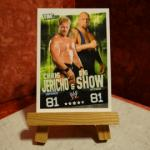 Carte de catch Chris Jericho & Big Show (81-81)