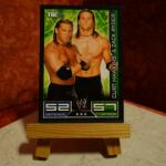 Carte de catch Slam Attax Curt Hawkins et Zack Ryder
