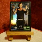 Carte de catch Slam Attax Jeff Hardy (brillante) - N°1