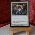 Carte Magic the Gathering : Troubled Healer (Guérisseur inquiet)