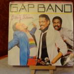 Vinyle : The Gap Band : Party train (45T)