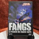 DVD du film : Fangs
