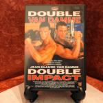 DVD du film : Double impact