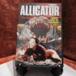 DVD du film : Alligator